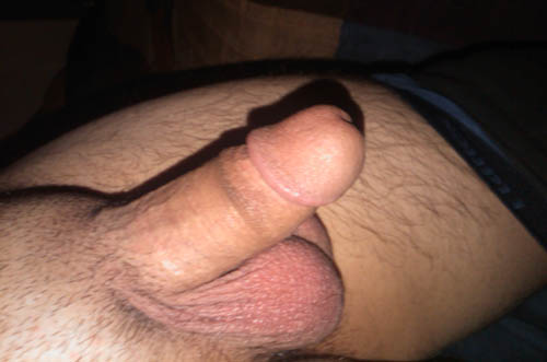 5 inch penis - looks small