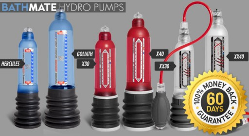 Bathmate-Hydropump-Series